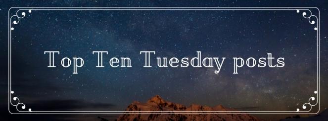 top-ten-tuesday-posts