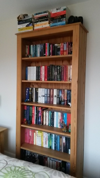 New bookcase 2