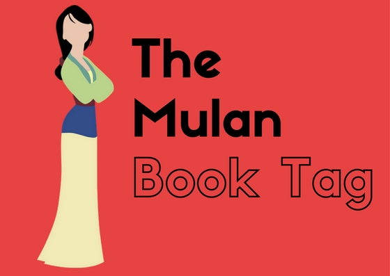 The Mulan Book Tag