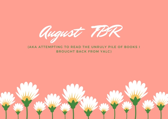 August TBR final