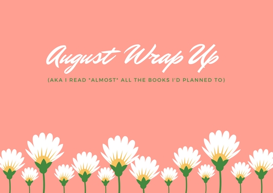August wrap up final