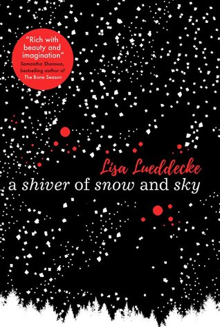 Shiver of snow and sky