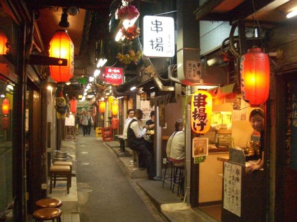 restaurant Tokyo