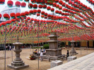 Seoul Bongeunsa