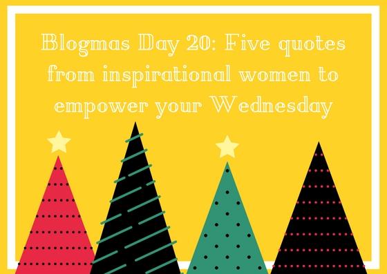 Blogmas Day 20