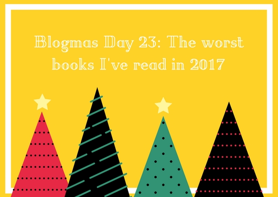 Blogmas Day 23 NEW