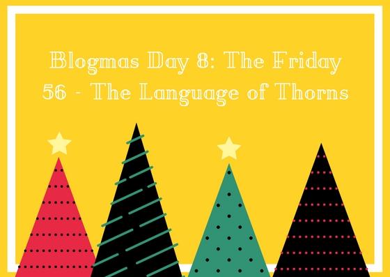 Blogmas Day 8