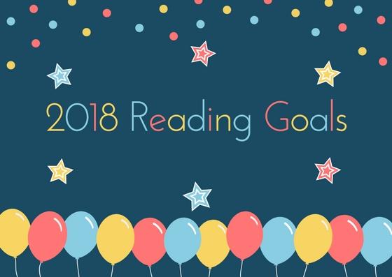 2018 Reading Goals