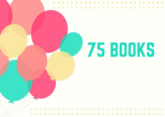 75 books