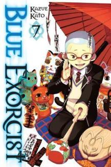 Blue exorcist 7