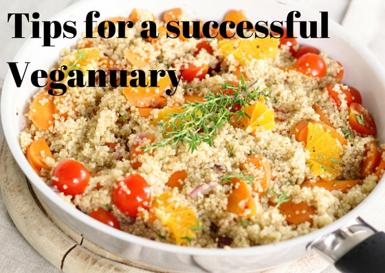 Tips for a successful Veganuary
