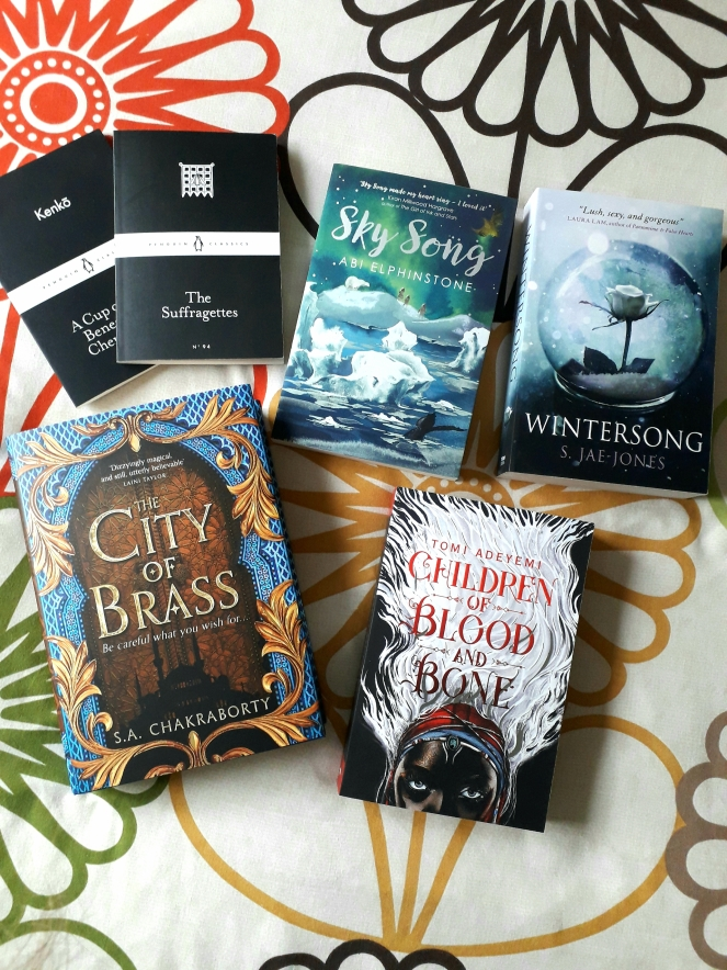 March book haul final1