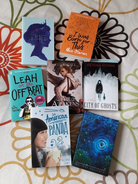 May book haul2