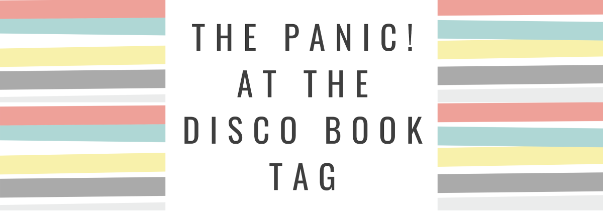 The Panic! At The Disco Book Tag