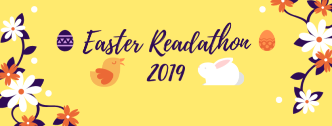 Easter Readathon 2019 new