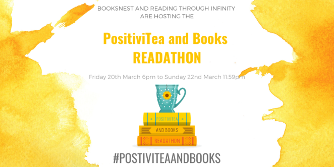 positivi-tea and books readathon