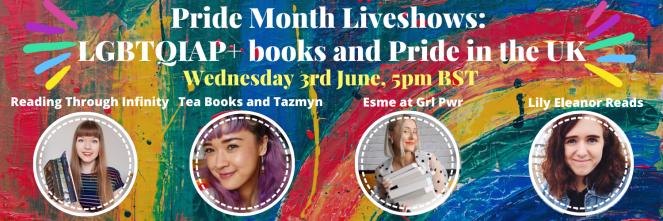 Pride month liveshow 1
