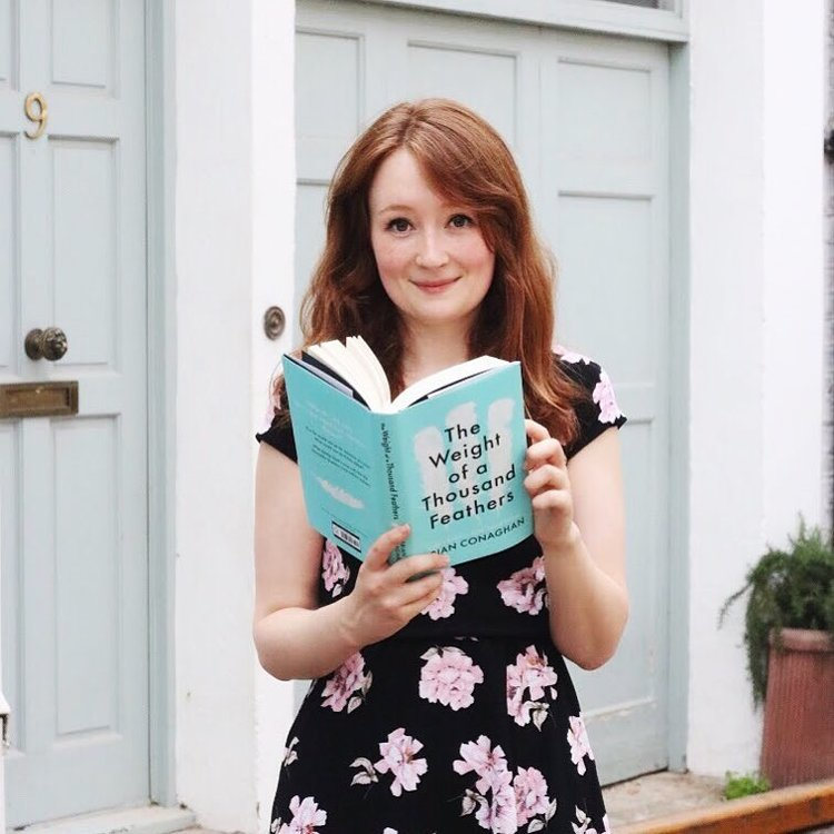 The above book was kindly gifted by Bloomsbury Publishing (although I genuinely think that it's fantastic). Thanks to my pal Christy for snapping this pic!
