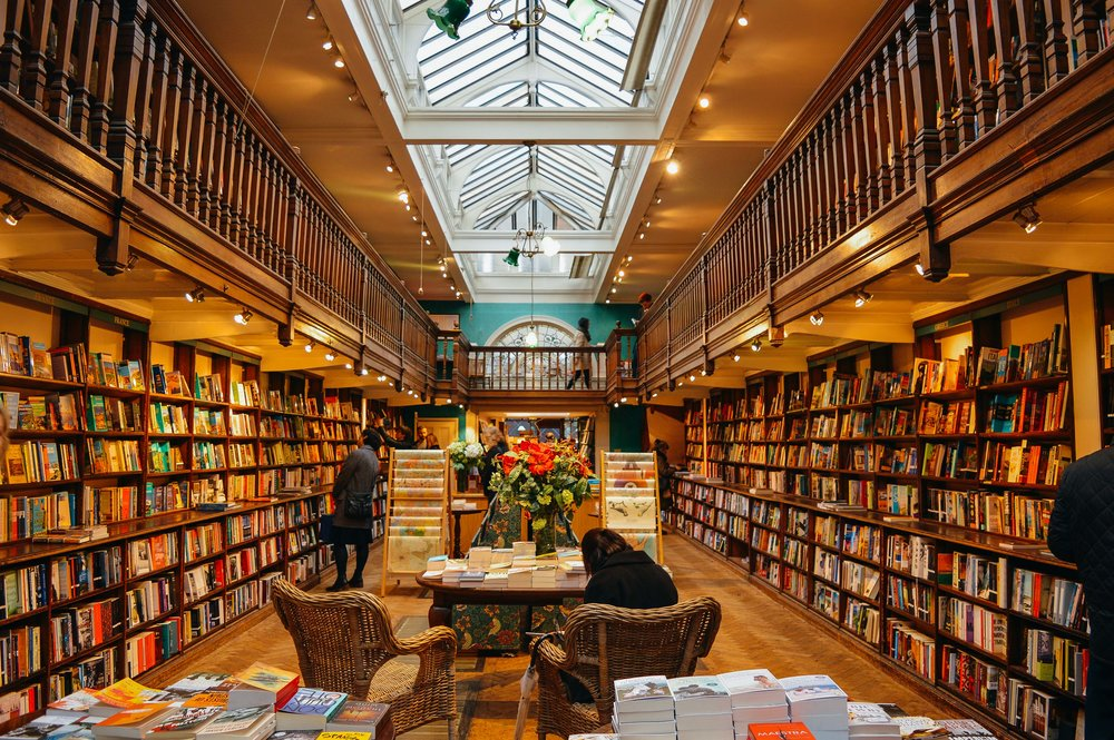 Daunt Books — Voyage Collective